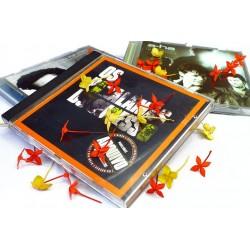 Pressage cd en boitier cristal