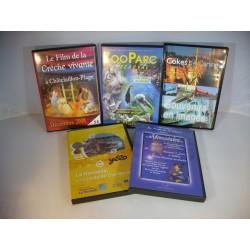 DVD en boitier DVD avec...