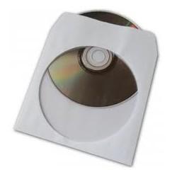 cd ou dvd en pochette papier