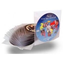 cd en pochette plastique